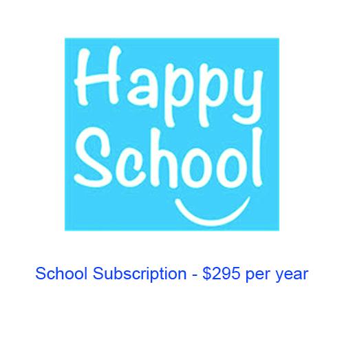 Happy Schools School Invoice