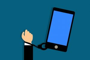 Are You Addicted to Your Phone by John Shackleton