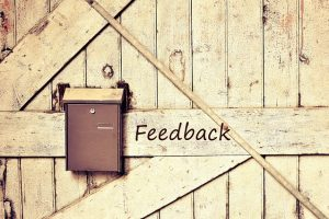 Getting Feedback From Your Students