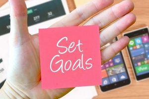 Setting goals that aren't SMART